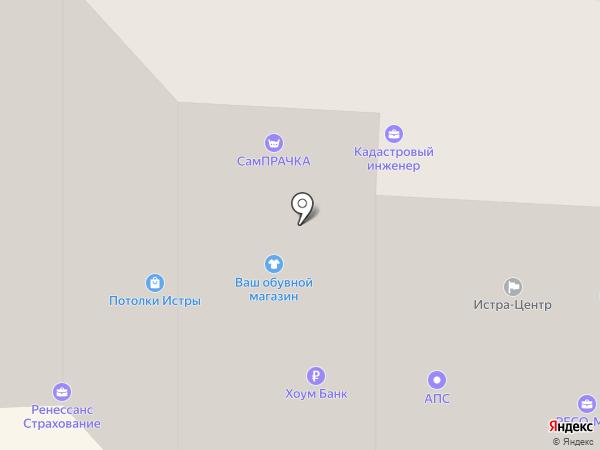 Istrariel на карте Истры