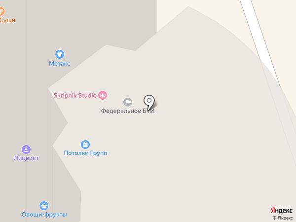Пивное изобилие на карте Истры