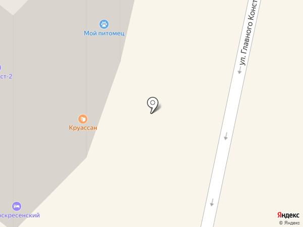 MinIstra на карте Истры