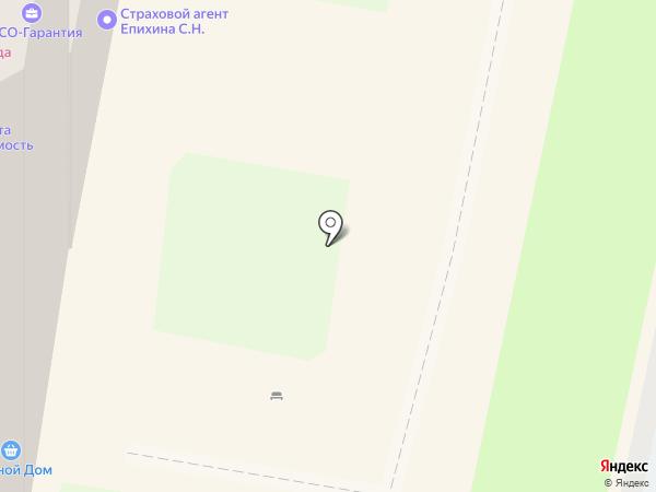 РЕСО-Гарантия, СПАО на карте Истры