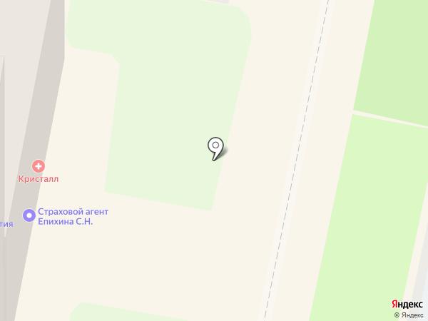 Стоматологическая клиника №1 на карте Истры