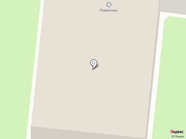 Ровесник на карте Истры