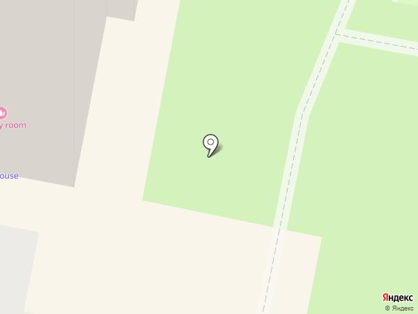 Лаванда на карте Истры