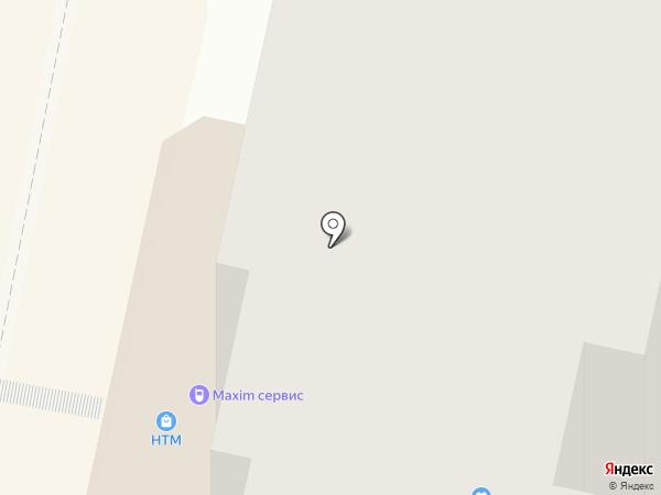 Иримакс на карте Истры