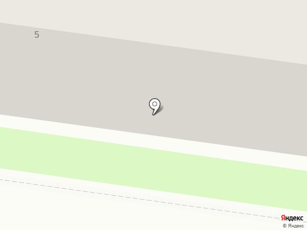 ПСО-Терма на карте Истры