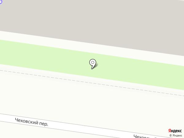 Топограф-М на карте Истры