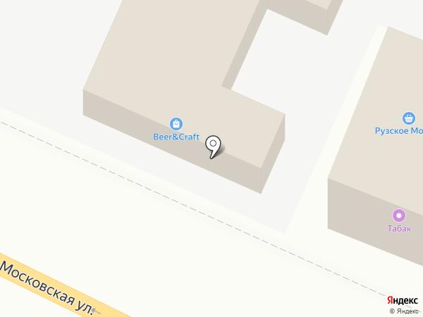 СДЭК на карте Звенигорода