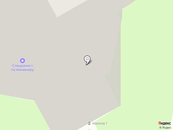 Управление социального развития и трудовых отношений Администрации Истринского муниципального района на карте Истры