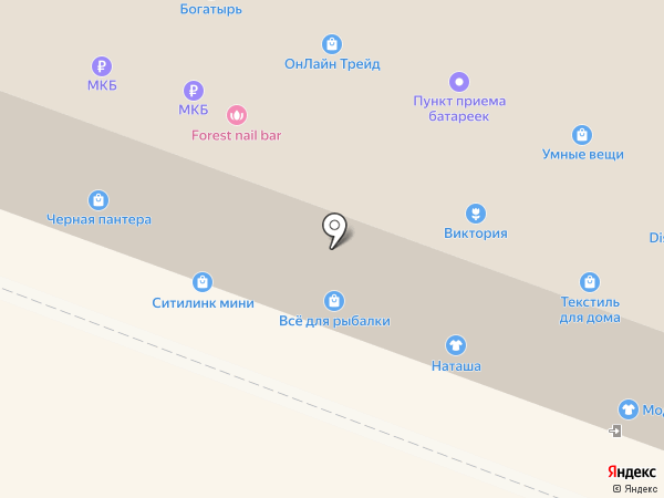 Бэбимания на карте Истры