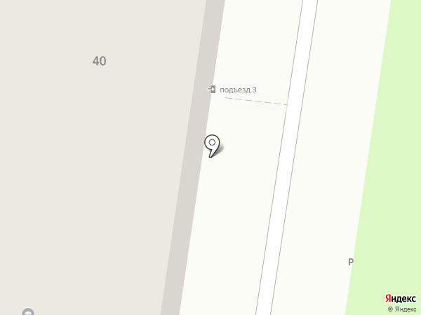 Ventura на карте Истры
