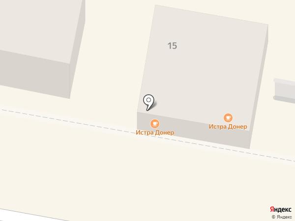 ТД Век на карте Истры