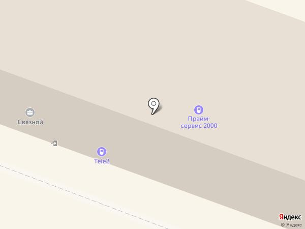 Мир белья на карте Истры