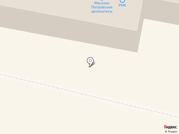 Сетунь на карте Истры