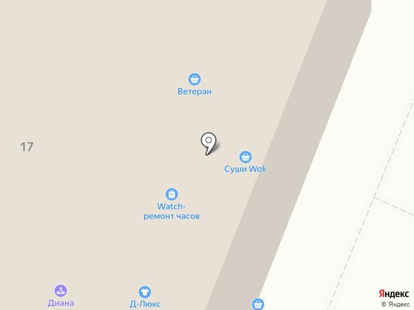 Окнахоббит на карте Истры