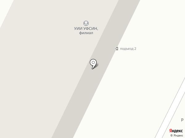 Забота на карте Звенигорода