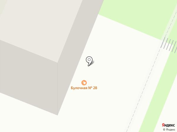 Дедовский хлеб на карте Истры