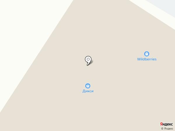 Магазин разливного пива на карте Истры