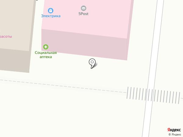 Истра-Фарм на карте Истры