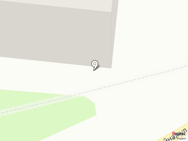 Тройка на карте Истры