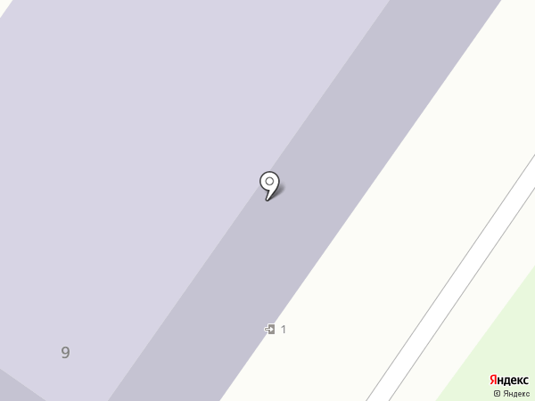 Красногорский колледж на карте Истры