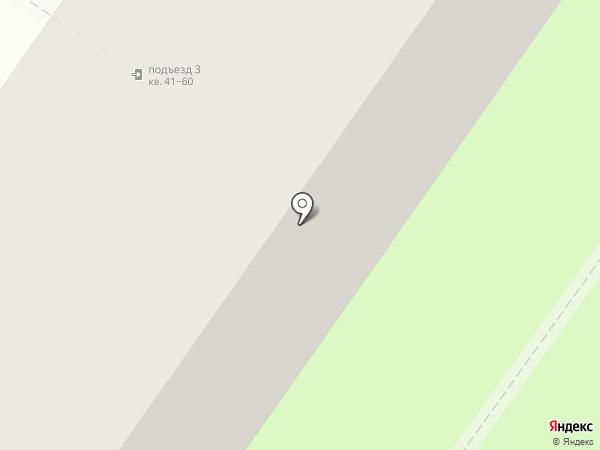 Автомобилист на карте Истры