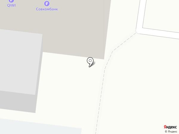 Магазин спортивных товаров на карте Истры