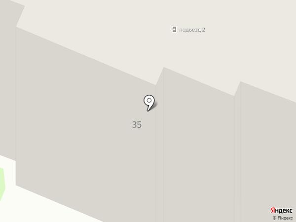 ЮКА на карте Истры