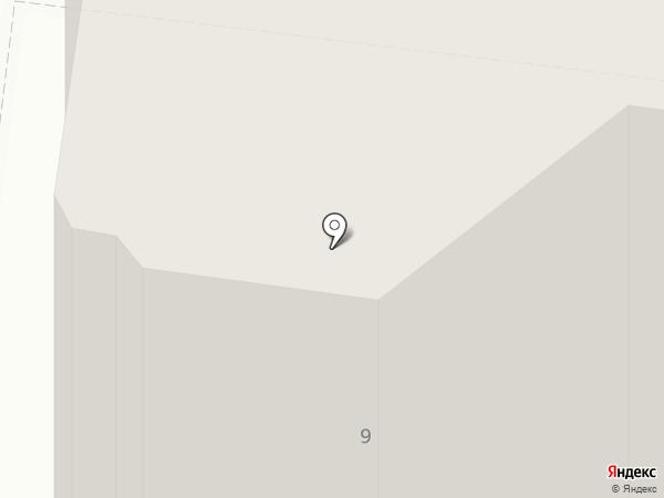 Эдельвейс на карте Истры