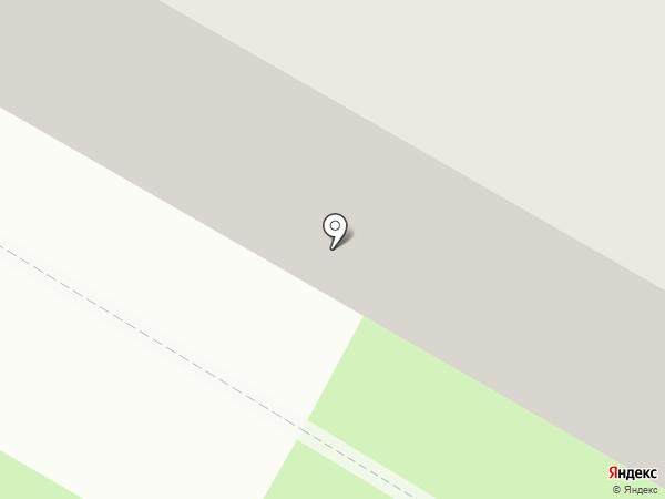 Истринская торгово-промышленная палата на карте Истры