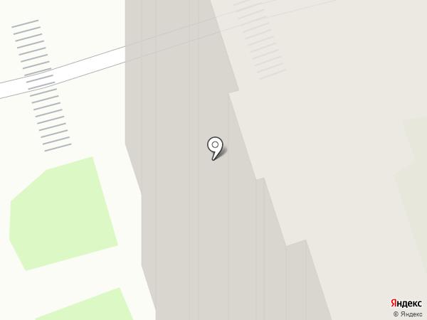 Гефест-ЛТД на карте Звенигорода