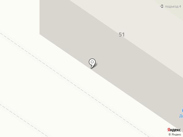 Модерн на карте Истры