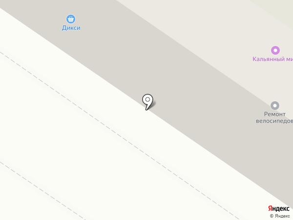 Qiwi на карте Истры