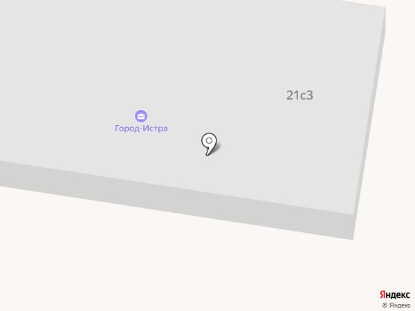 СоюзДизайн на карте Истры