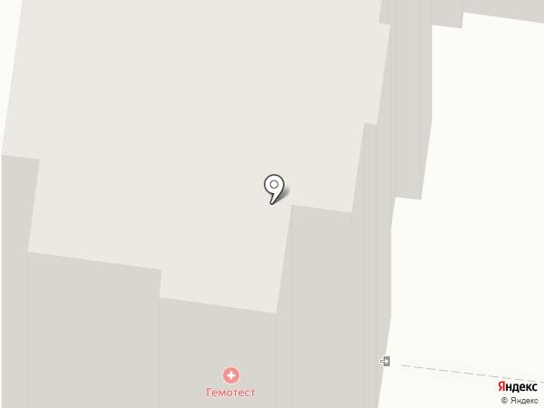 Оммус на карте Истры