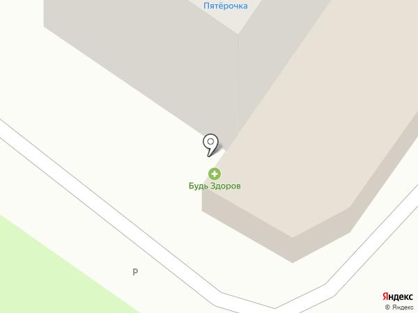 Твой дом мебели на карте Истры
