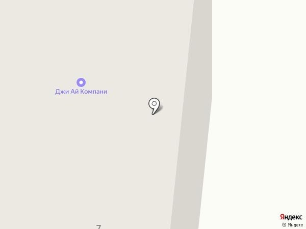 ИСТРЕК на карте Истры