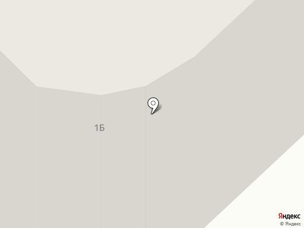 Радужный на карте Звенигорода