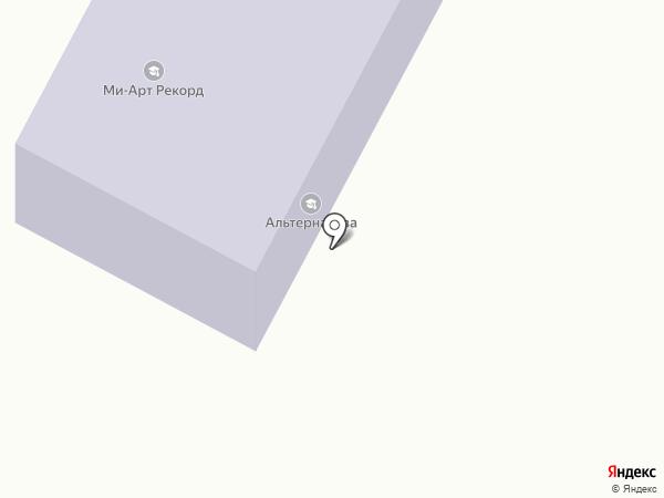 Школа эстрадно-театрального искусства на карте Истры