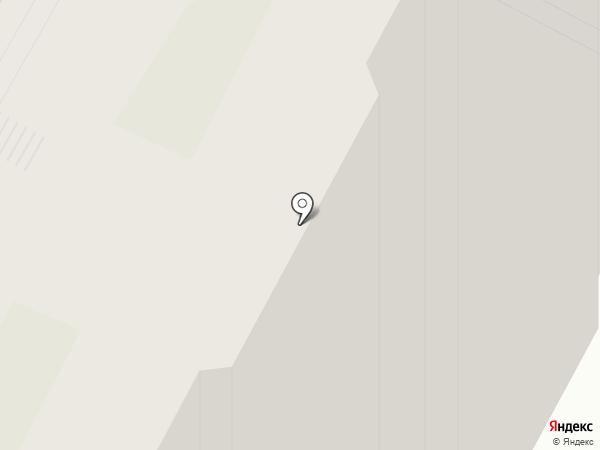 Акконд на карте Звенигорода