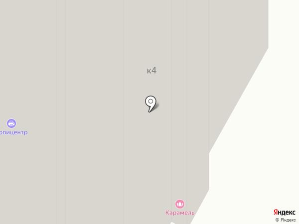 Дом на карте Звенигорода