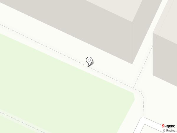 ВОСТОК ИСТРА на карте Истры