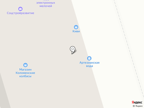 Пивкоф на карте Истры