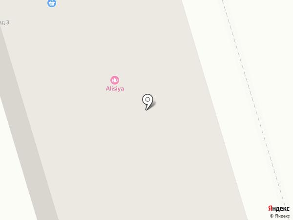 LimeLight на карте Истры