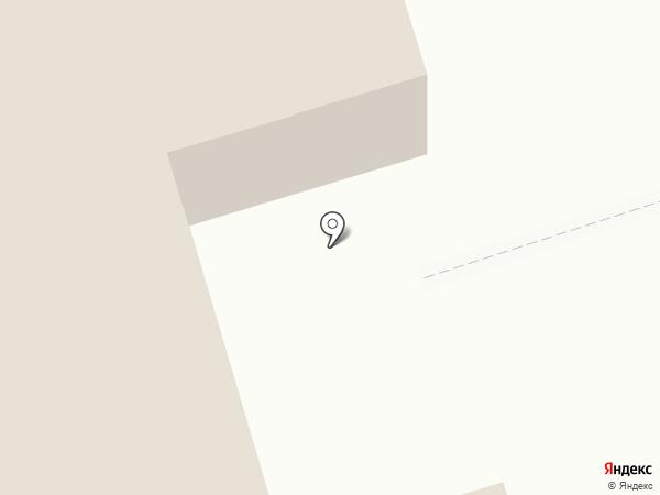 Звенигородский на карте Звенигорода