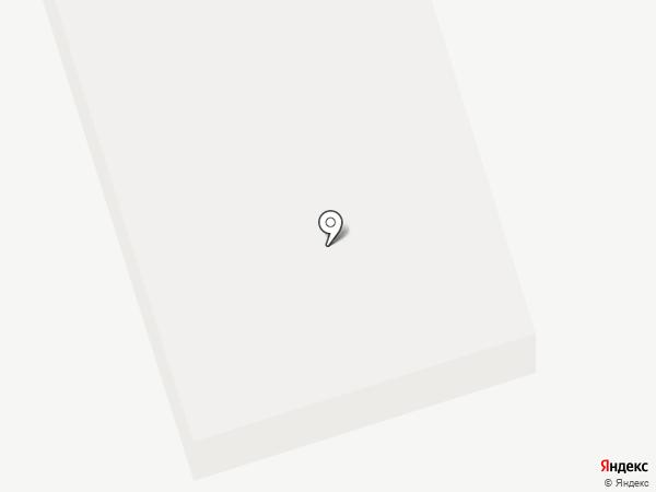 Восточный на карте Истры