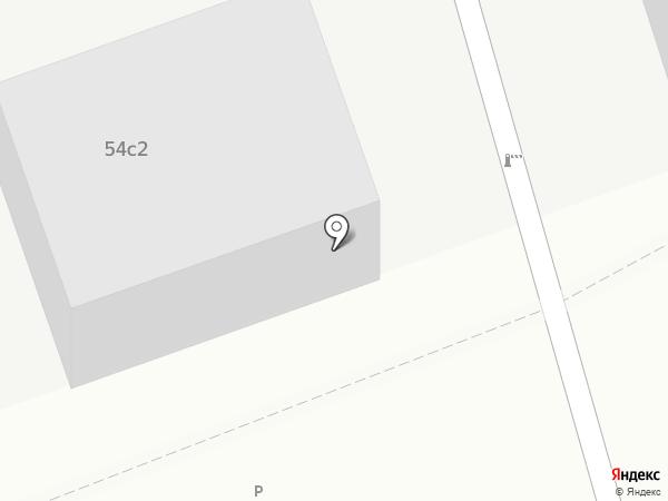 Стрел Авто на карте Истры