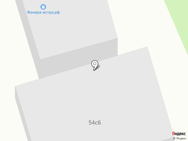 Рона на карте Истры
