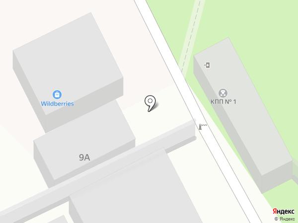 Ваш на карте Звенигорода