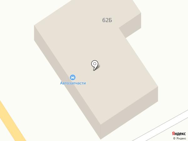 Магазин автозапчастей на карте Введенского