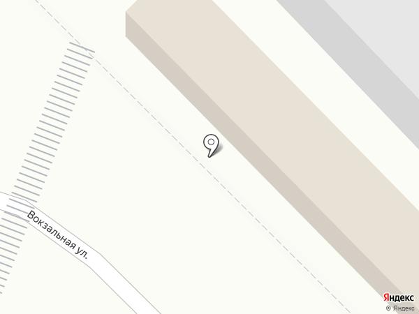 Магазин по продаже фастфудной продукции на карте Селятино